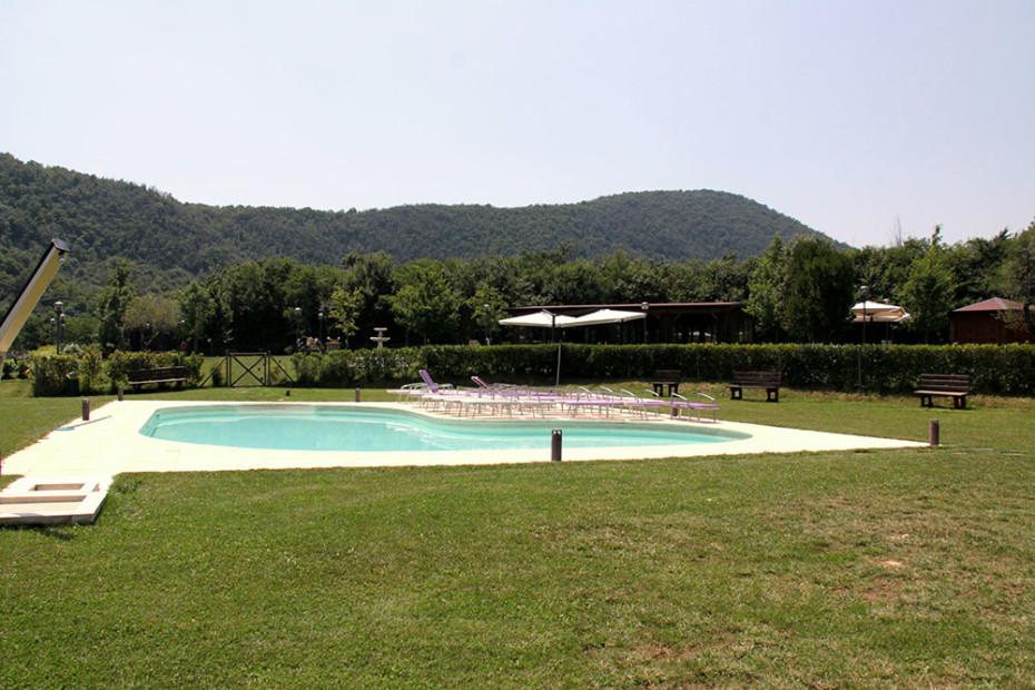 piscina trattoria al bosco